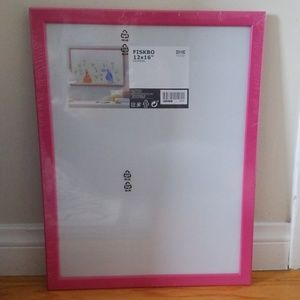 Dry erase board for kids room.